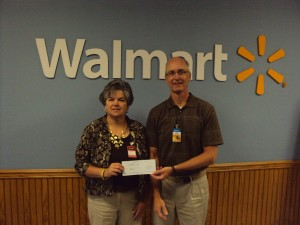 Wal Mart Distribution Grant Picture 2015